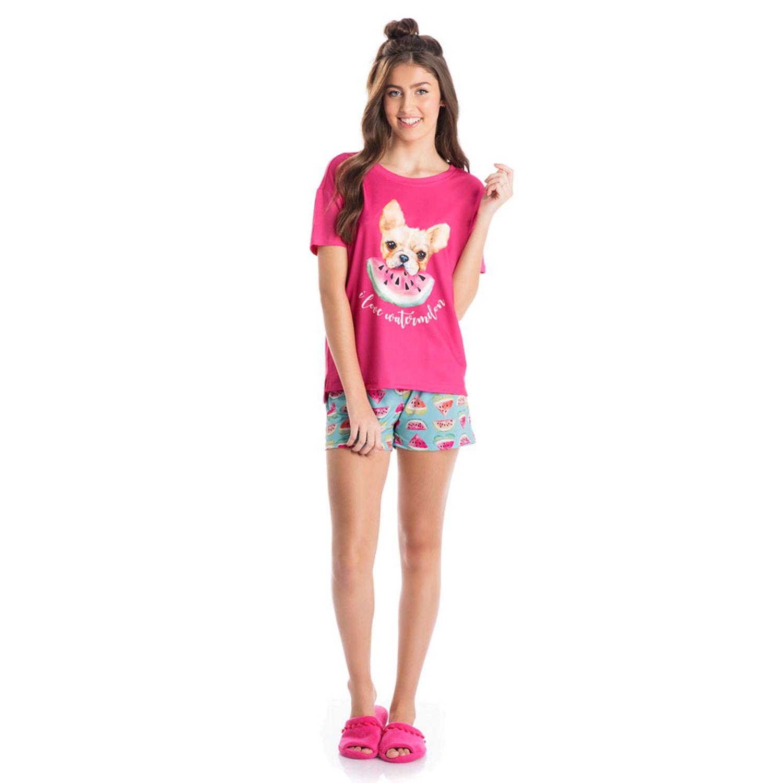 2208ee3604fac8 Short Doll Melancia