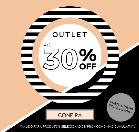 Outlet 30% MAR