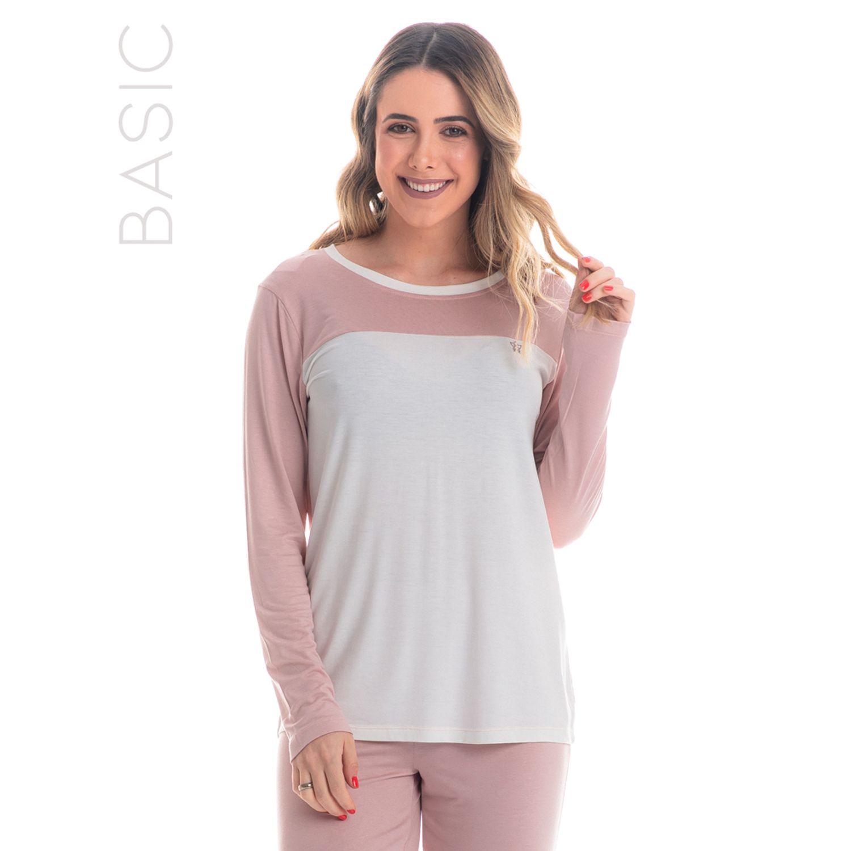 2211c108eaa383 Pijama Olivia Longo