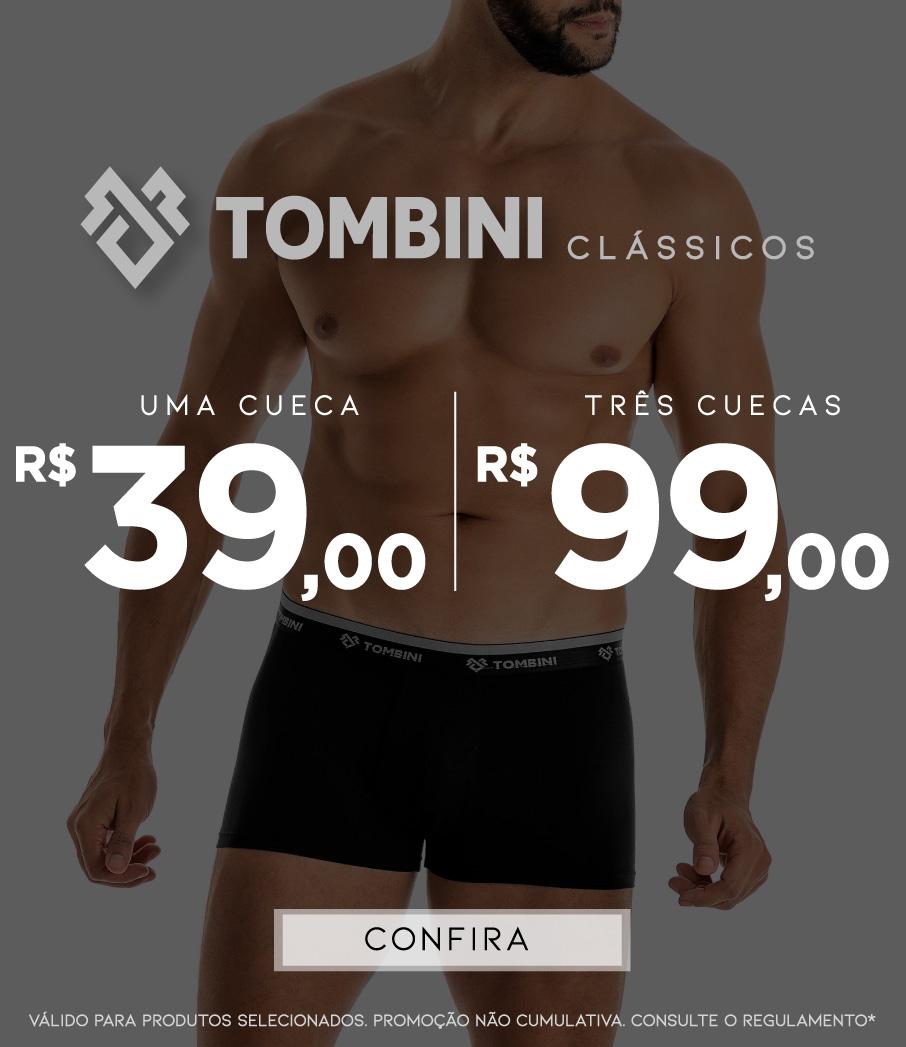 CUECAS 3 POR RS 99,00