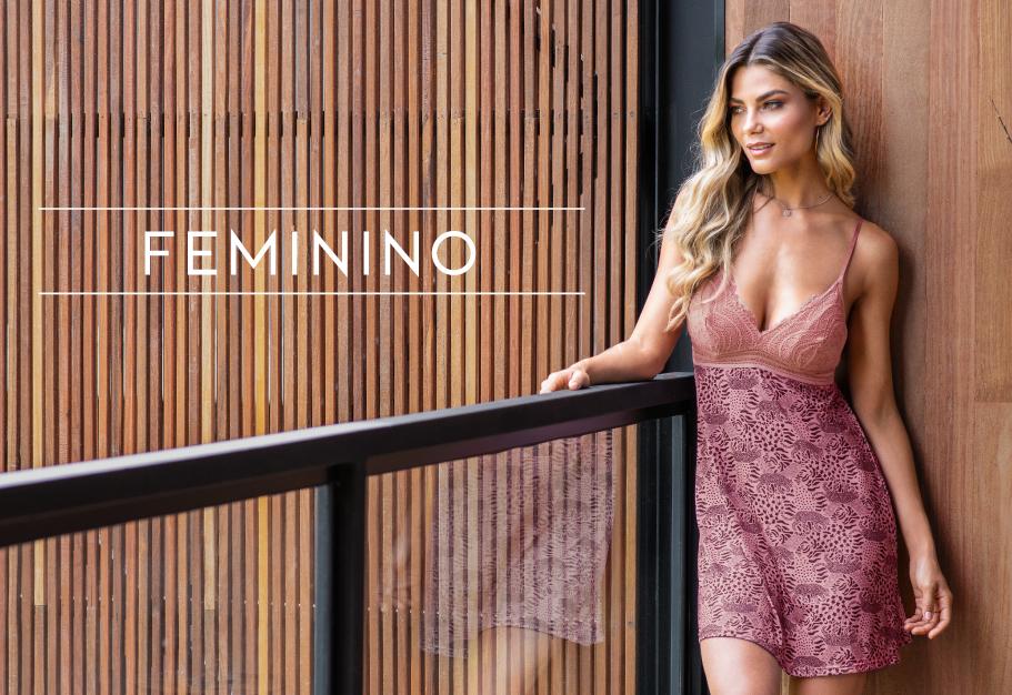 FEMININO - Principal PIJAMAS