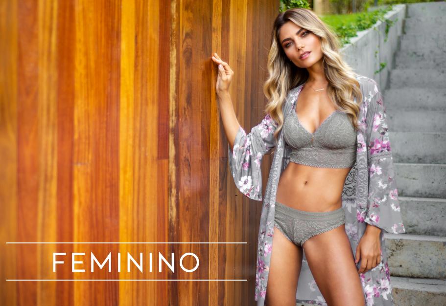 FEMININO - Principal LINGERIE