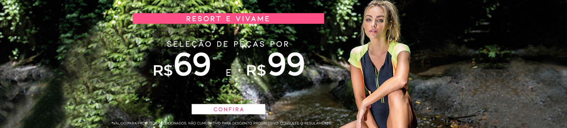 SALE Resort Vivame 99,00