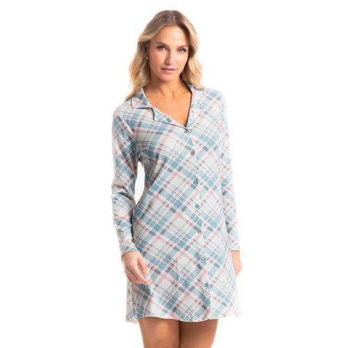 camisao-curto-manga-longa-abotoado-estampado-xadrez-cris-daniela-tombini