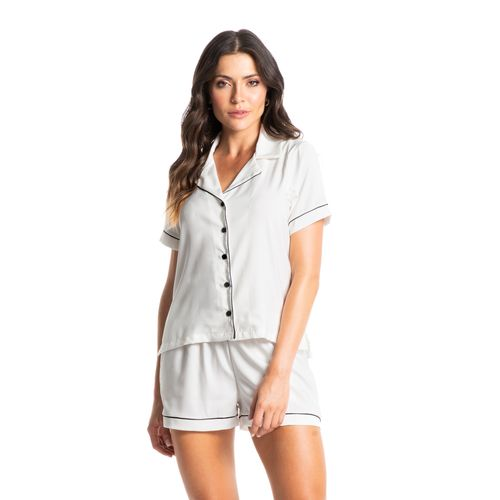 Pijama_Abotoado_Curto_Elegance_Daniela_Tombini