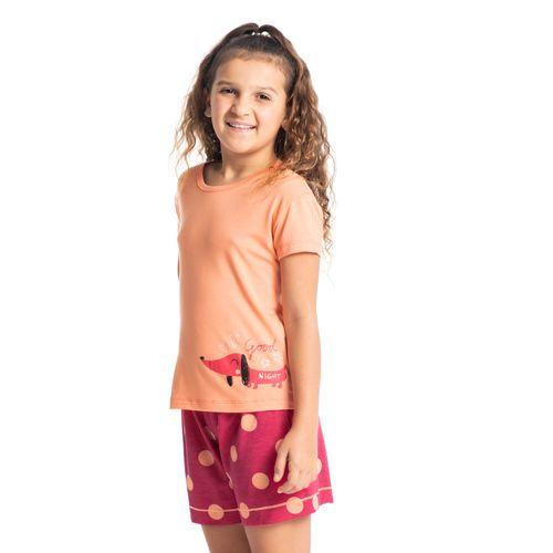 Pijama-Infantil-Feminino-Curto-Pop-Dots-Daniela-Tombini