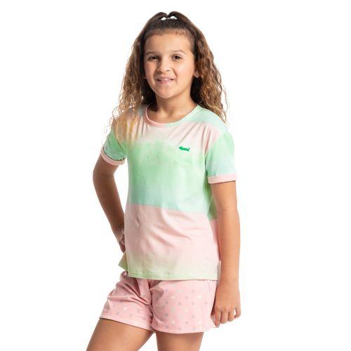 Pijama-Infantil-Feminino-Curto-Estampado-Candy-Daniela-Tombini