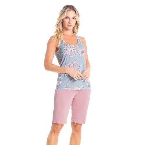 Pijama-Bermuda-Estampado-Miriam-Daniela-Tombini