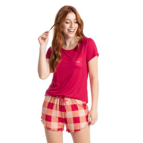 Pijama-Curto-Xadrez-Pop-Daniela-Tombini