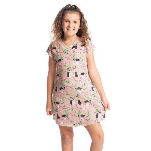 Camisao-Infantil-Feminino-Curto-Estampado-Avocat-Daniela-Tombini