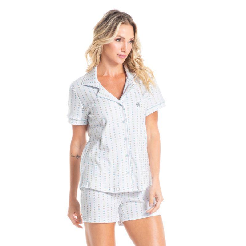 Pijama-Abotoado-Curto-Em-Algodao-Egipcio-Andrea-Daniela-Tombini