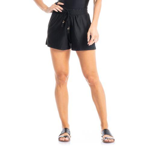 Shorts-Com-Bolso-Nero-Daniela-Tombini