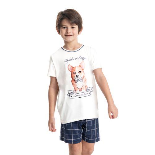 Pijama-Infantil-Masculino-Curto-Estampado-Cute-Daniela-Tombini