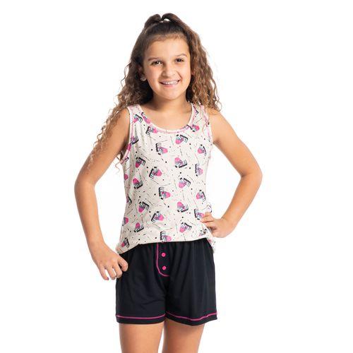Pijama-Infantil-Feminino-Regata-Estampado-Funny-Daniela-Tombini