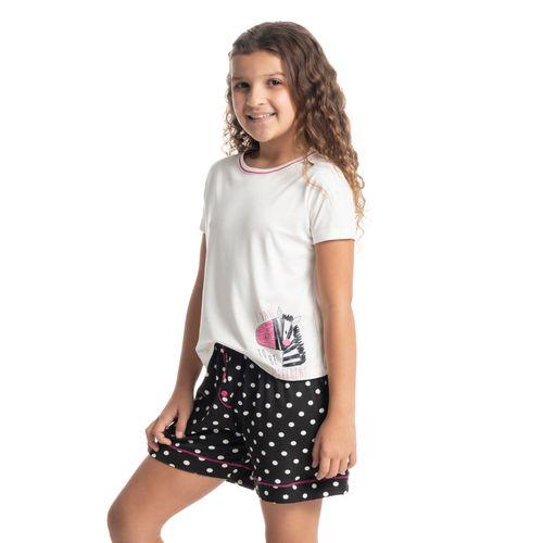 Pijama-Infantil-Feminino-Curto-Funny-Dots-Daniela-Tombini