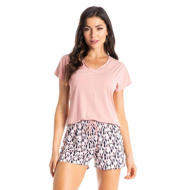 Pijama-Curto-Estampado-Poliana-Daniela-Tombini