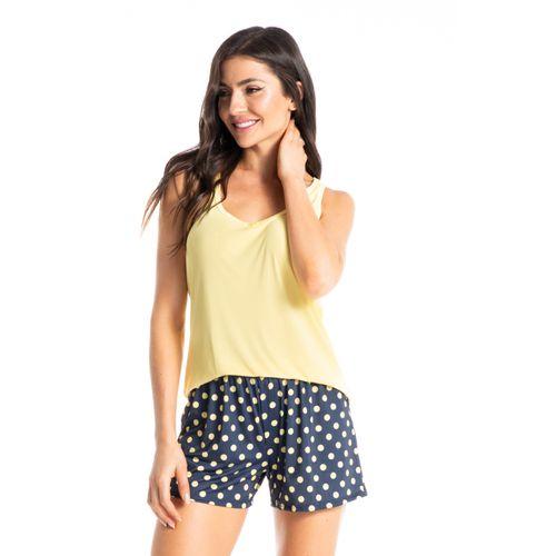 Pijama-Regata-Estampado-Dot-Daniela-Tombini