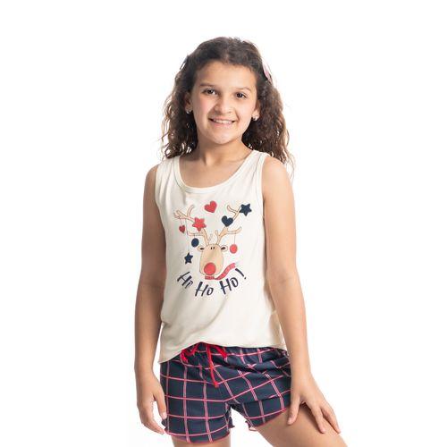 pijama-infantil-feminino-regata-xadrez-jingle-bells-daniela-tombini