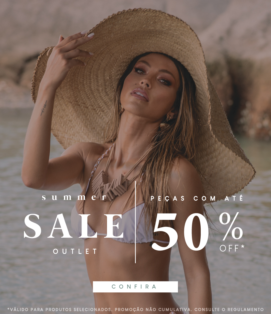 SUMMER OUTLET ATE 50 OFF