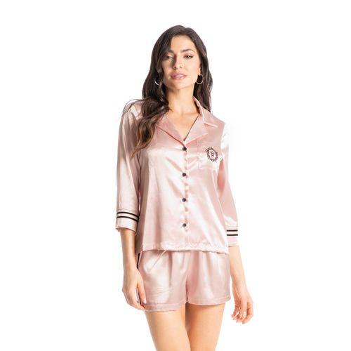 Pijama-Curto-Em-Cetim-Abotoado-Luxo-daniela-tombini