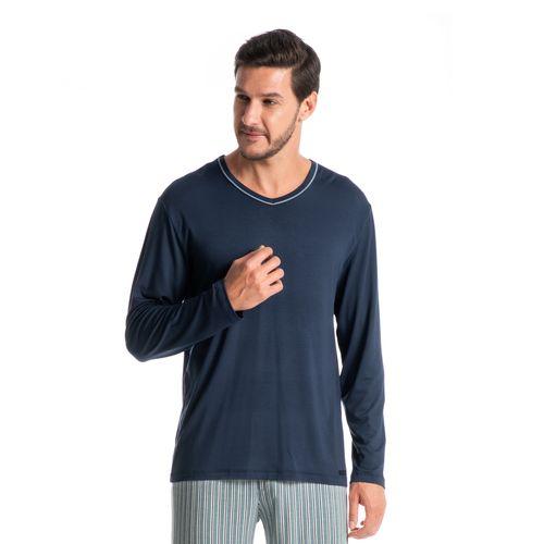 Pijama-Masculino-Longo-Listrado-Guilherme