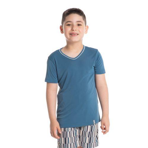 Pijama-Infantil-Masculino-Curto-Estampado-Clovis-daniela-tombini
