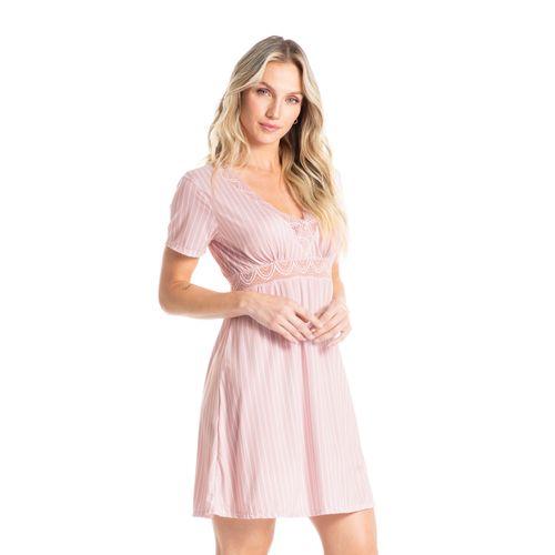Pijama-Abotoado-Longo-Estampado-Malu-Daniela-Tombini