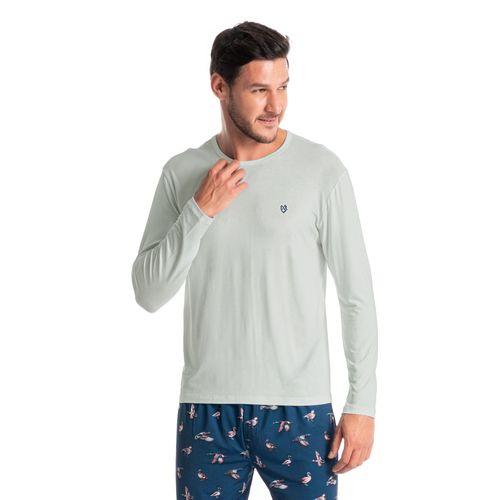 Pijama-Masculino-Longo-Estampado-Birds-Daniela-Tombini