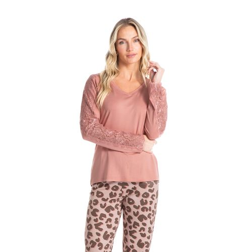 Pijama-Longo-Animal-Print-Com-Renda-Vivi-Daniela-Tombini