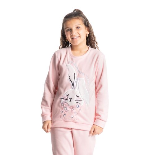 Pijama-Infantil-Feminino-Longo-Em-Microsoft-Soft-Bunny-Daniela-Tombini