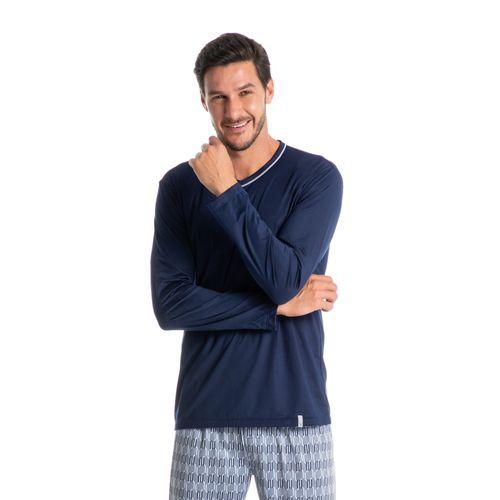 Pijama-Masculino-Longo-Estampado-Gabriel-Daniela-Tombini