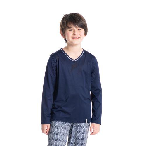 Pijama-Infantil-Masculino-Longo-Estampado-Gabriel-Daniela-Tombini