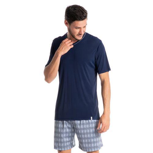 Pijama-Masculino-Curto-Estampado-Gabriel-Daniela-Tombini