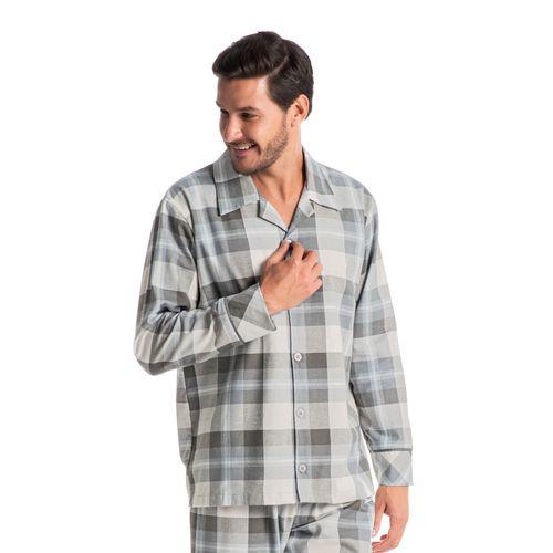 Pijama-Masculino-Abotoado-Longo-Winter-Daniela-Tombini