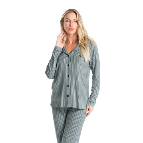 Pijama-Abotoado-Longo-Estampado-Liza-Daniela-Tombini
