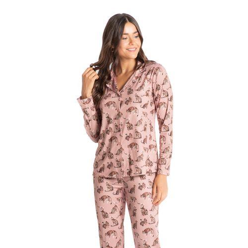 Pijama-Longo-Abotoado-Estampado-Meg-Daniela-Tombini
