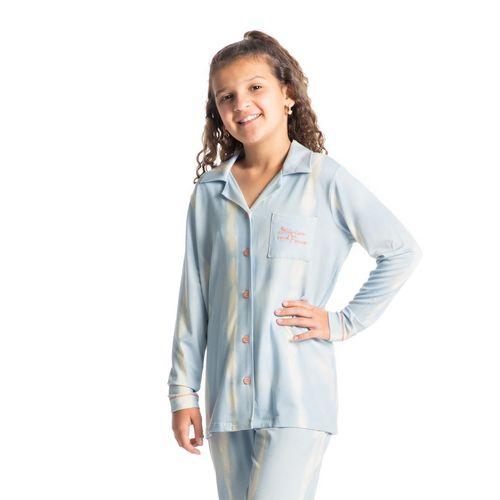 Pijama-Infantil-Feminino-Longo-Abotoado-Zen-Daniela-Tombini