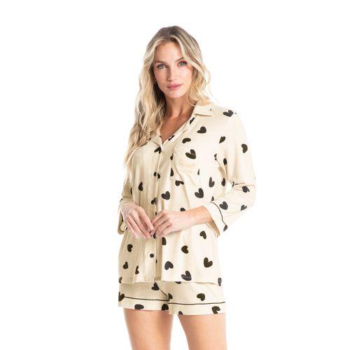 Pijama-Abotoado-Curto-Estampado-Mel-Daniela-Tombini