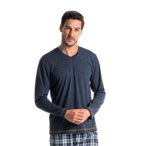 Pijama-Masculino-Xadrez-Longo-Renato-Daniela-Tombini