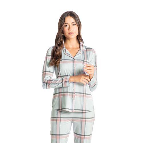Pijama-Abotoado-Xadrez-Longo-Caroline-Daniela-Tombini