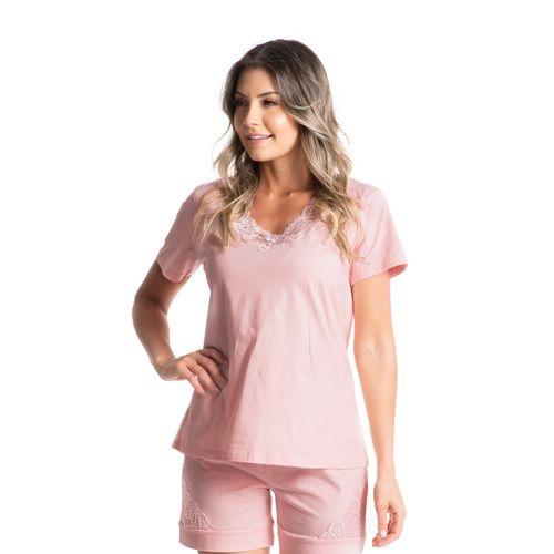 Pijama-Curto-Em-Malha-Com-Renda-Guilhermina-Daniela-Tombini