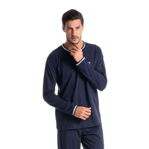 Pijama-Masculino-Longo-Em-Suedine-Algodao-Egipcio-Felipe-Daniela-Tombini
