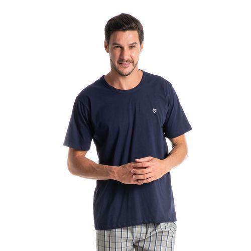 Pijama-Masculino-Curto-Xadrez-Felipe-Daniela-Tombini