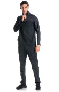 jaqueta térmica masculina preto