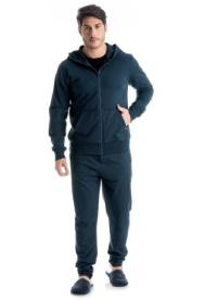 casaco térmico masculino preto.