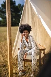 pijamas longos  feminino estampados