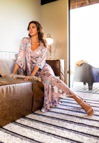 Pijamas e robes da Daniela Tombini