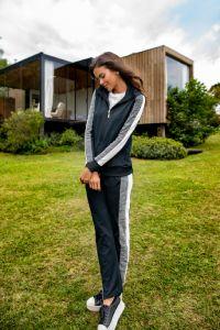 roupa casual feminina longa