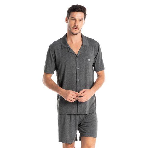 Pijama-Masculino-Abotoado-Curto-Lucca-Daniela-Tombini