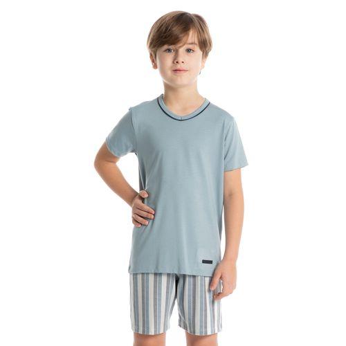 Pijama-Infantil-Masculino-Estampado-Curto-Leonardo-Daniela-Tombini